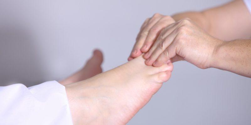 Pedikúra M&P Kopřivnice - reflexní aroma masáž